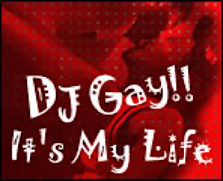 ゲイ アナル|DJ Gay!!It's My Life|おちんちんもろ見え
