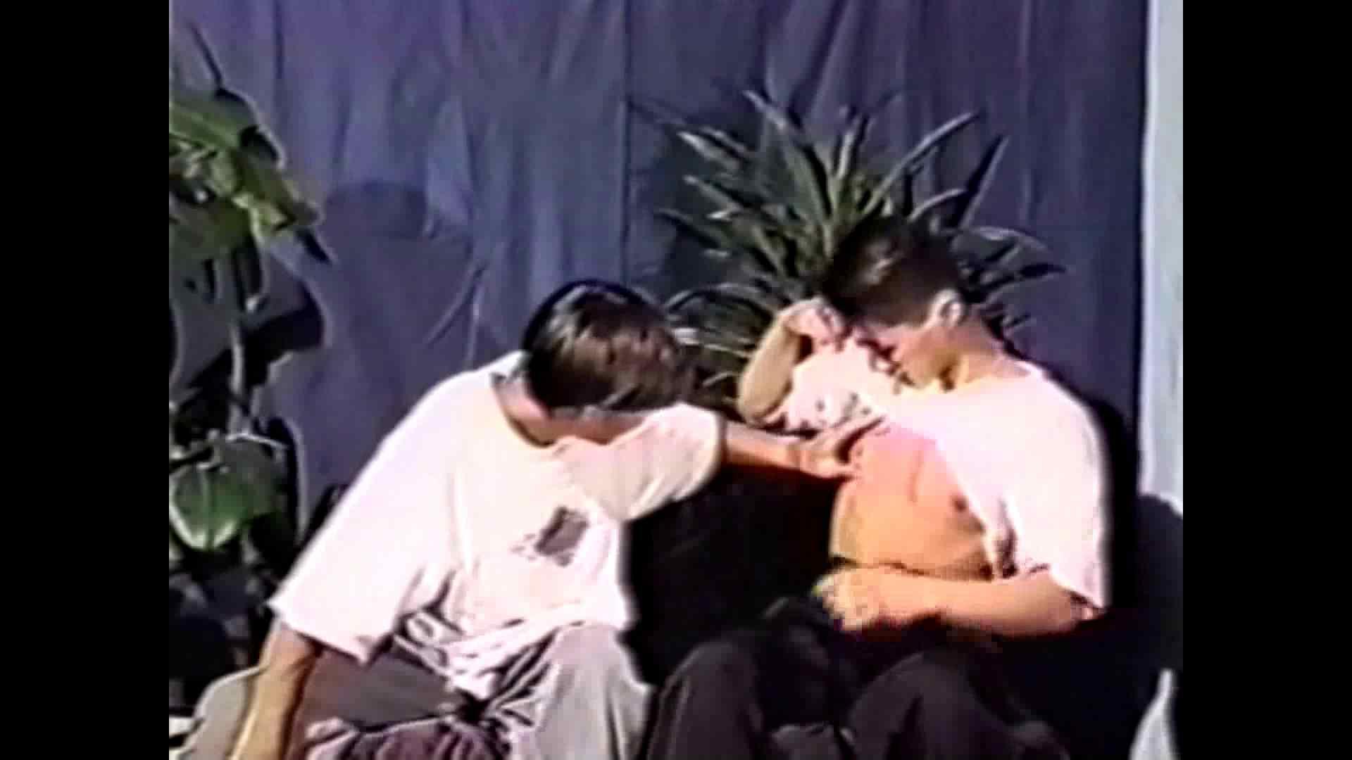 畳の上で2人で死にたい 手コキ ゲイアダルトビデオ画像 99pic 2