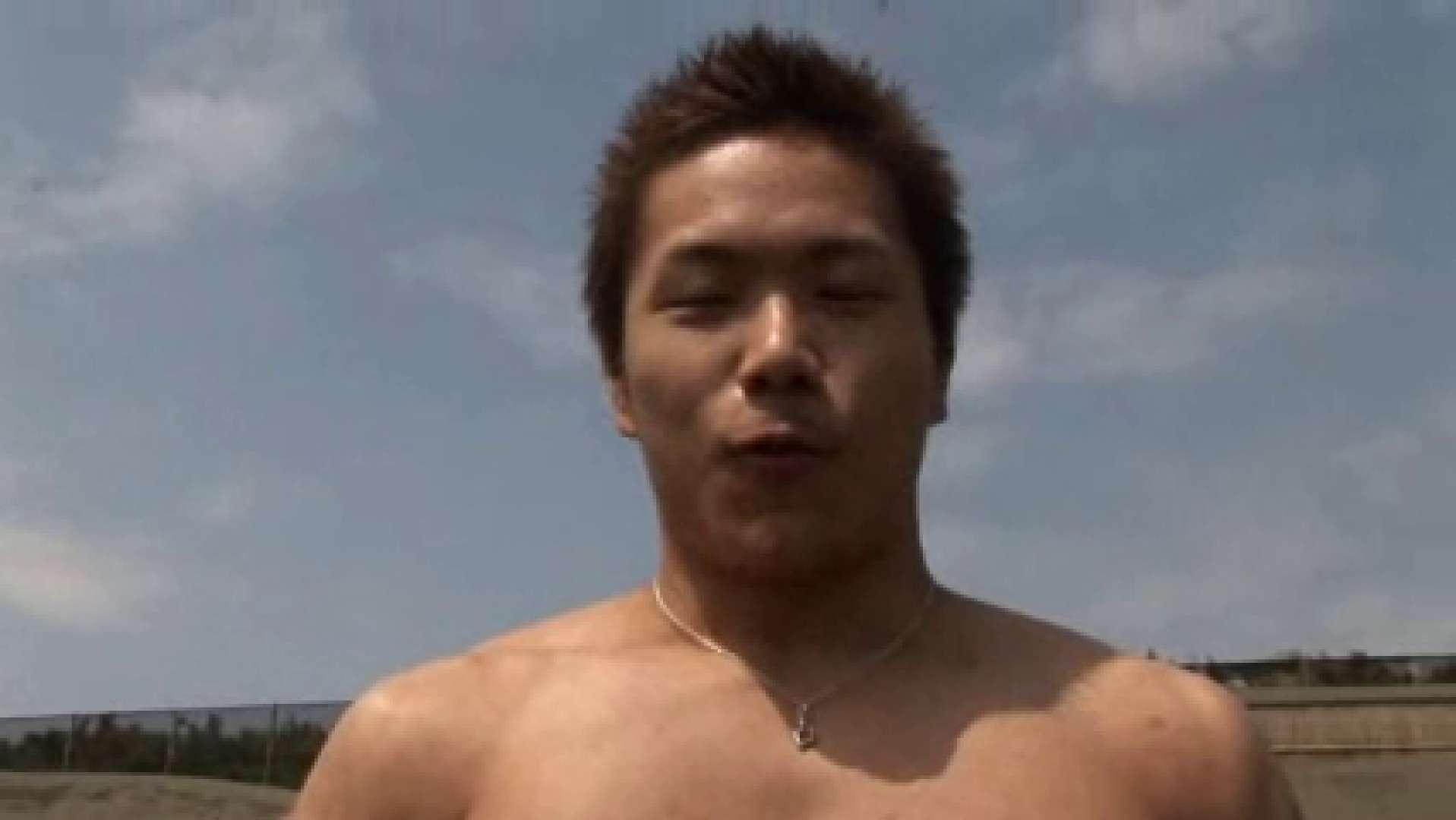 イケメン!!炸裂 Muscle  Stick!! その1 野外露出動画 ゲイモロ画像 58pic 19