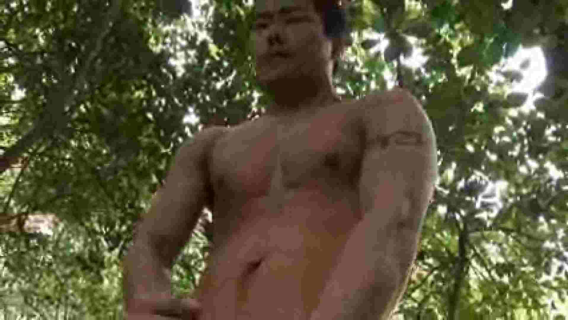 イケメン!!炸裂 Muscle  Stick!! その1 野外 ゲイエロ動画 58pic 55