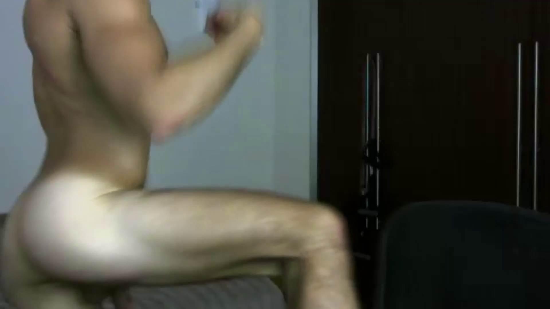 イケメンマッチョ外人オナニー 後編 外人 ゲイセックス画像 79pic 6