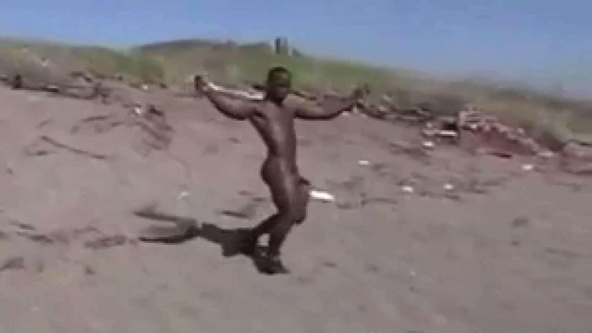 野生児 黒人のオナニー オナニー アダルトビデオ画像キャプチャ 109pic 8