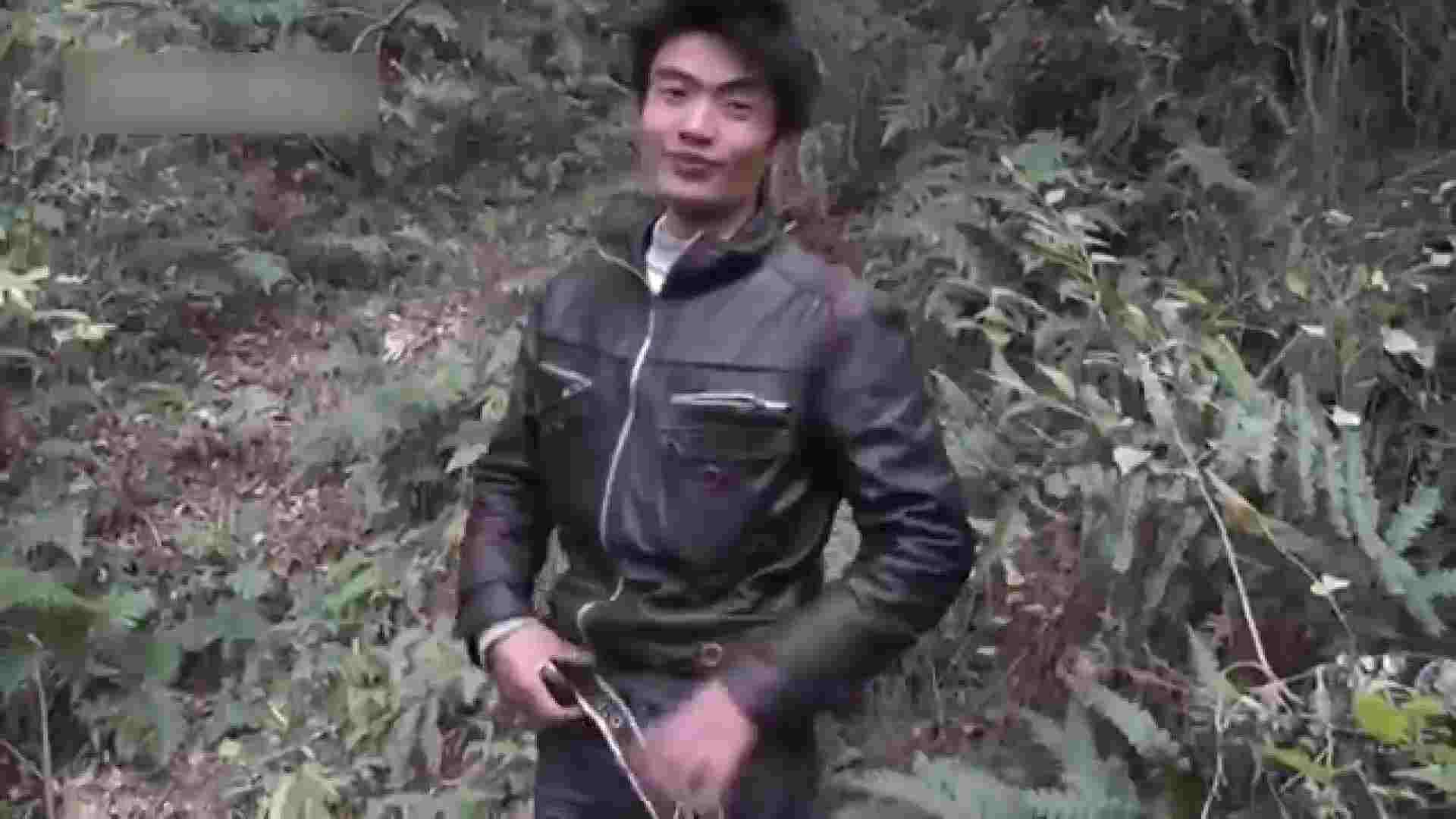 草原の中のオナニー 野外露出動画 | オナニー ゲイ素人エロ画像 102pic 4