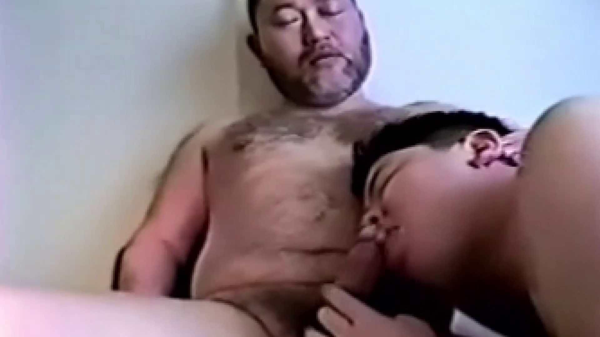 ぽっちゃり君とおじさんのH 前編 ぽっちゃり ゲイ無修正ビデオ画像 88pic 13