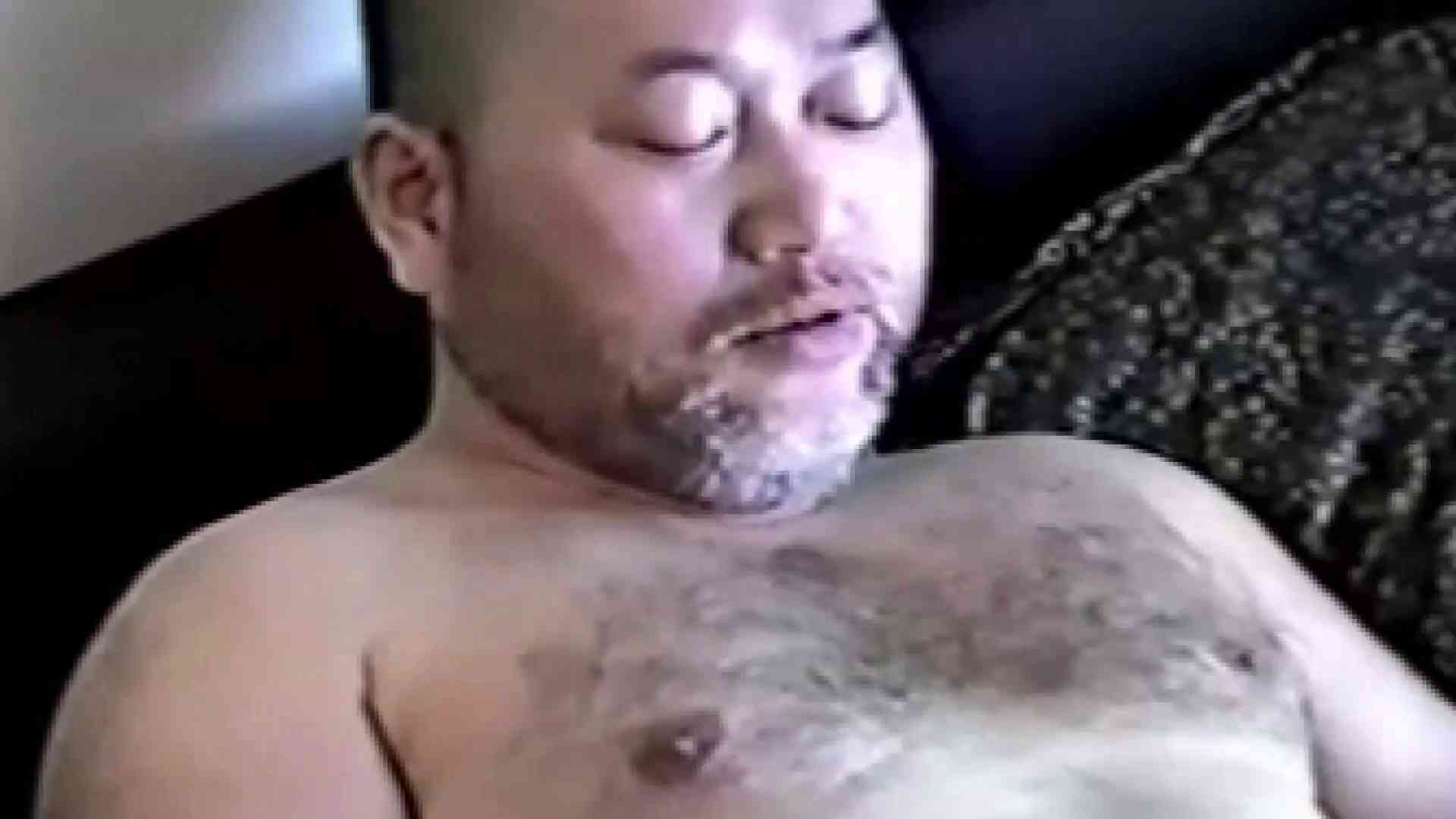 ぽっちゃり君とおじさんのH 前編 手コキ AV動画 88pic 49