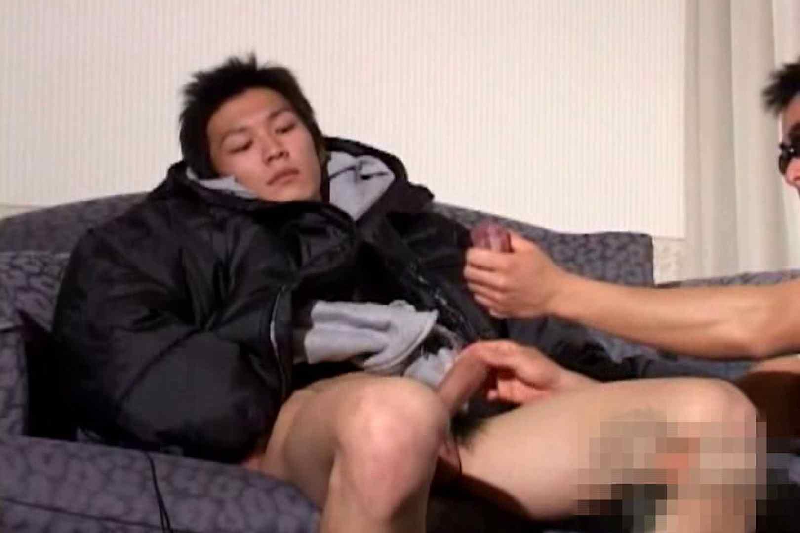 街行くノンケ君GET! 野外 ゲイセックス画像 90pic 71