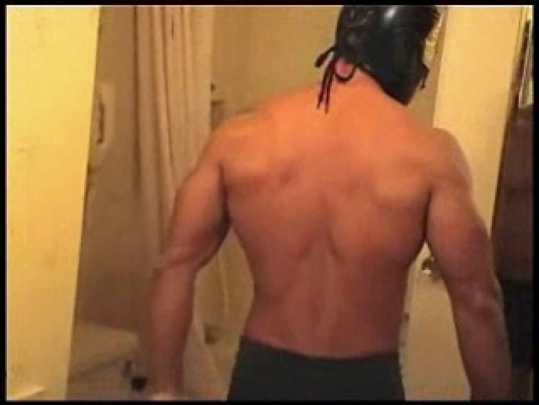 レスラーマスクマンのオナニーショー チンコ ゲイヌード画像 103pic 49