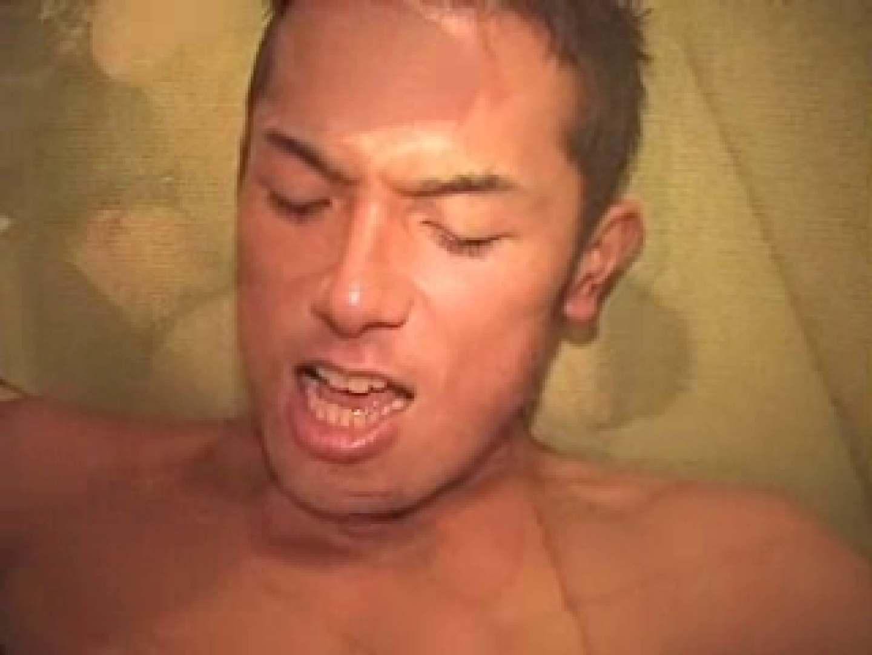 ガチムチマッチョのファッキングスタイル 入浴・シャワー丸見え ゲイ無修正動画画像 67pic 38