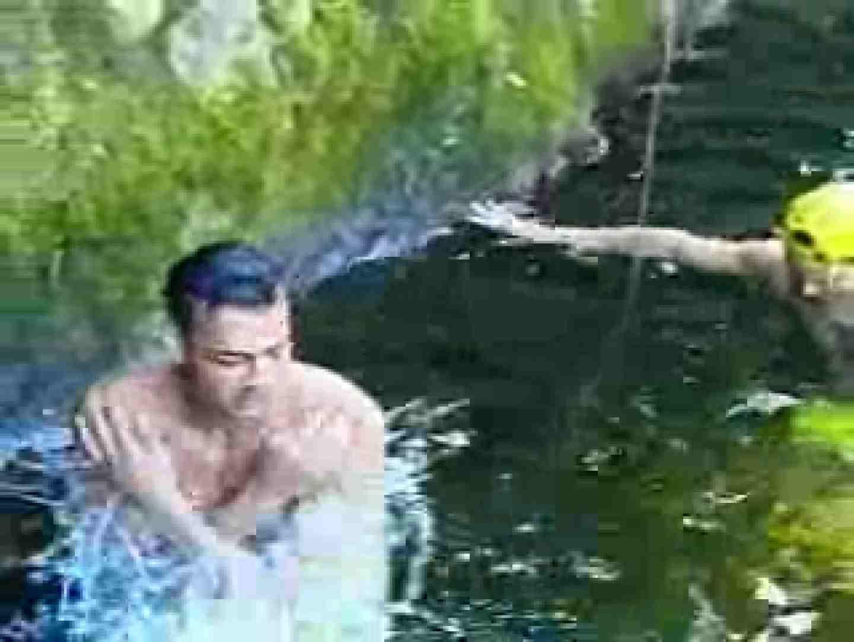 大自然野外ファッカーズ フェラ天国 ゲイモロ画像 109pic 51