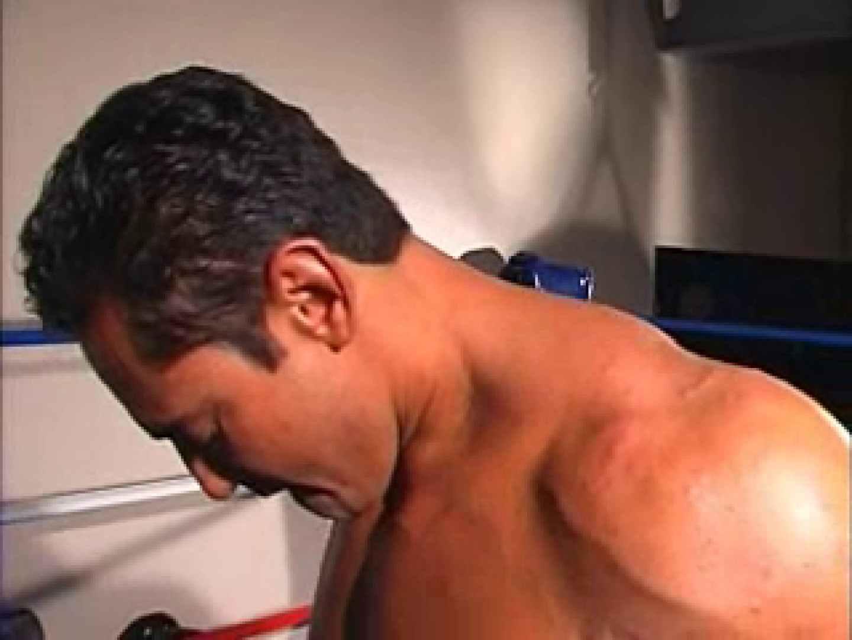 スーパームキムキマッチョマンのリングファック オナニー ゲイモロ画像 66pic 57