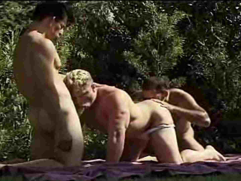 ムキムキマッチョのGAYポリスのSEXライフ 複数セフレプレイ ゲイセックス画像 71pic 7