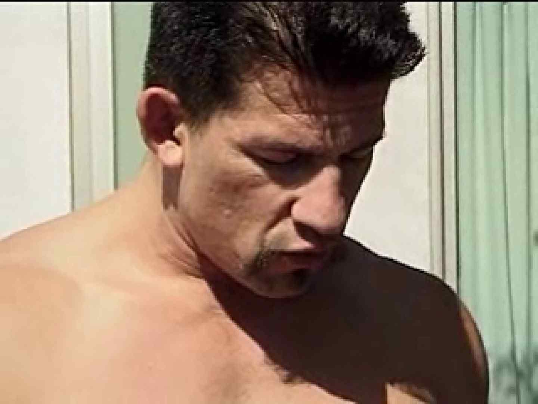 ムキムキマッチョのGAYポリスのSEXライフ 外人 | まじ生挿入 ゲイセックス画像 71pic 25
