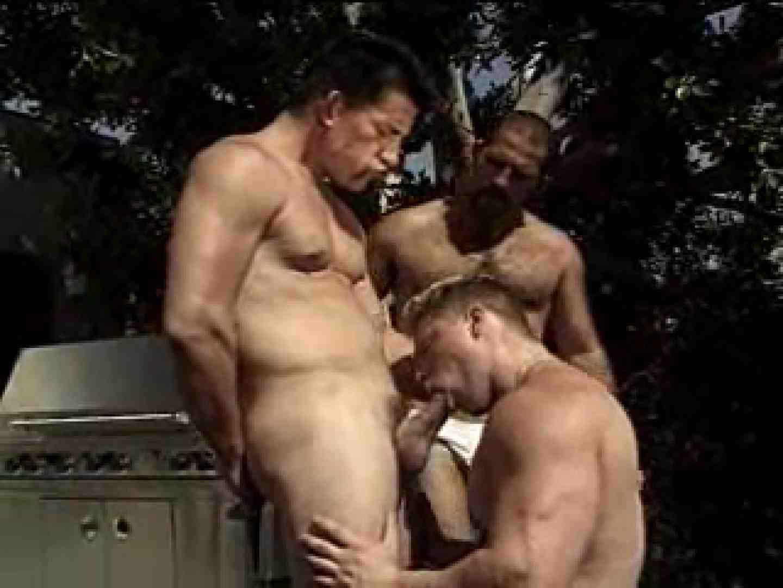 ムキムキマッチョのGAYポリスのSEXライフ 仰天アナル ゲイアダルトビデオ画像 71pic 29