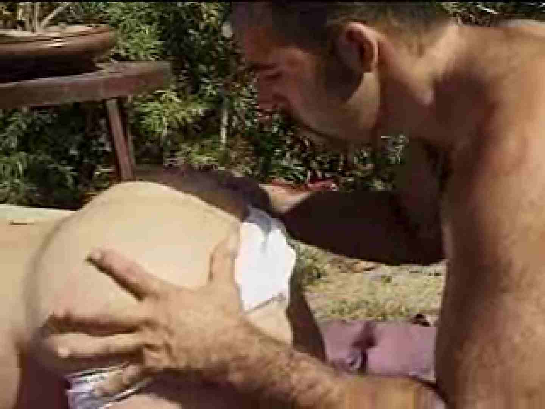ムキムキマッチョのGAYポリスのSEXライフ フェラ天国 男同士画像 71pic 52