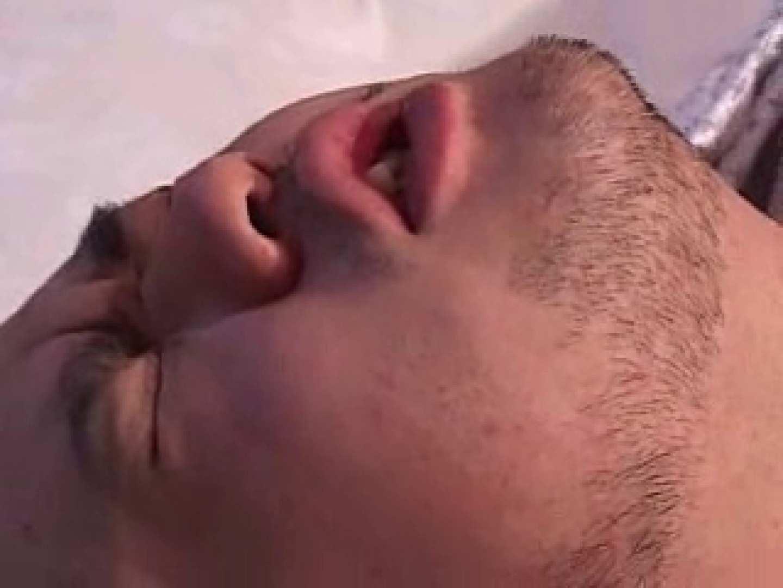 裸の大将!?兄貴のガン掘りファック ディープキス ゲイAV画像 65pic 5