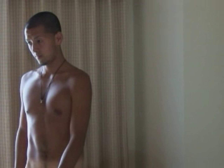 すっきり坊主のサッカー青年のイメージ撮影 裸特集 ゲイザーメン画像 93pic 7