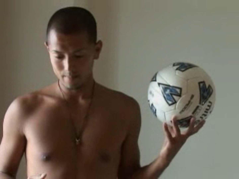 すっきり坊主のサッカー青年のイメージ撮影 入浴・シャワー丸見え ゲイフリーエロ画像 93pic 66
