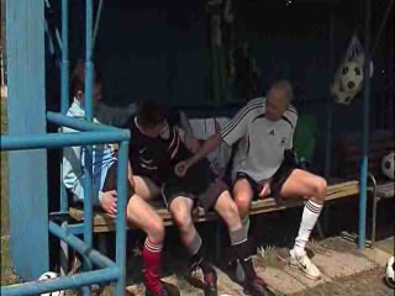 【洋物】フットボール選手達の真ん中の足は暴れん棒!! Wフェラ ゲイ無修正動画画像 99pic 30
