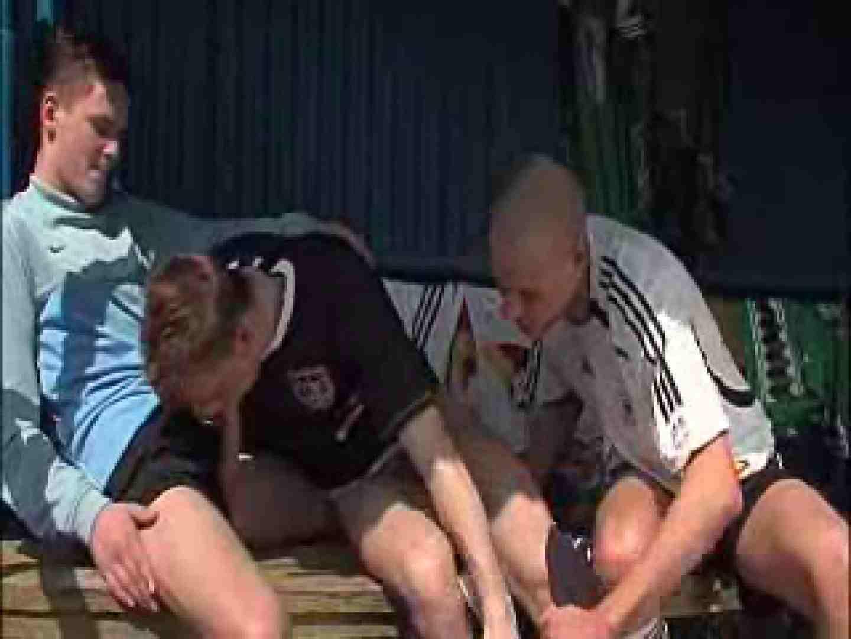 【洋物】フットボール選手達の真ん中の足は暴れん棒!! アナル挿入 ゲイザーメン画像 99pic 34