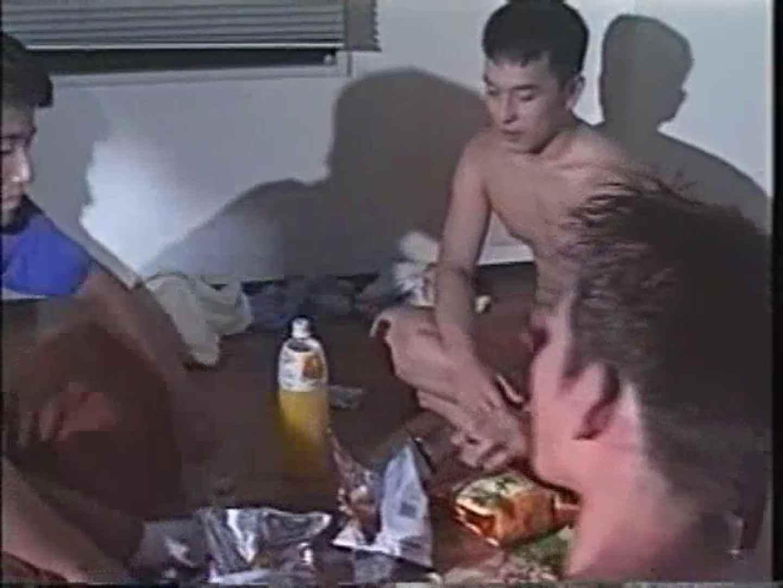 俺たち全裸で宅飲み! !何やってんネン 複数セフレプレイ ゲイ無修正ビデオ画像 111pic 53