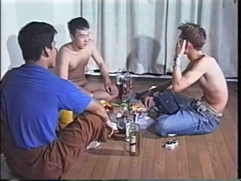 俺たち全裸で宅飲み! !何やってんネン 裸特集 男同士動画 111pic 54