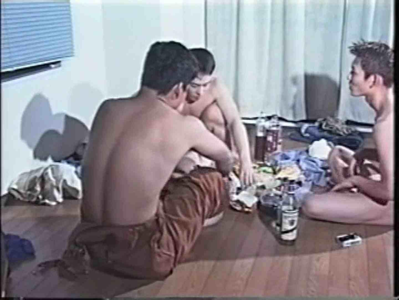 俺たち全裸で宅飲み! !何やってんネン 裸特集 男同士動画 111pic 64