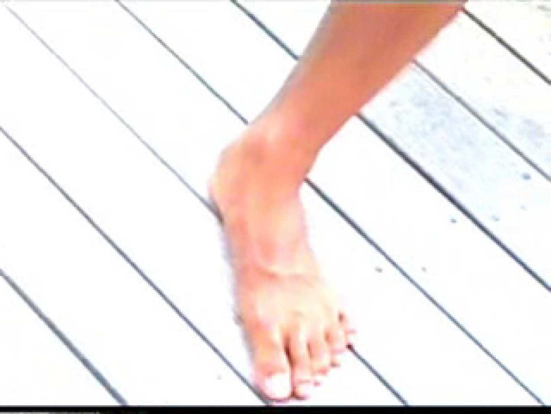 イケメン男は海が似合います!VOL.1 アナル舐め ゲイAV画像 50pic 17