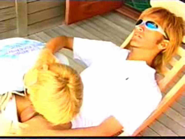 イケメン男は海が似合います!VOL.1 手コキ ゲイAV画像 50pic 32