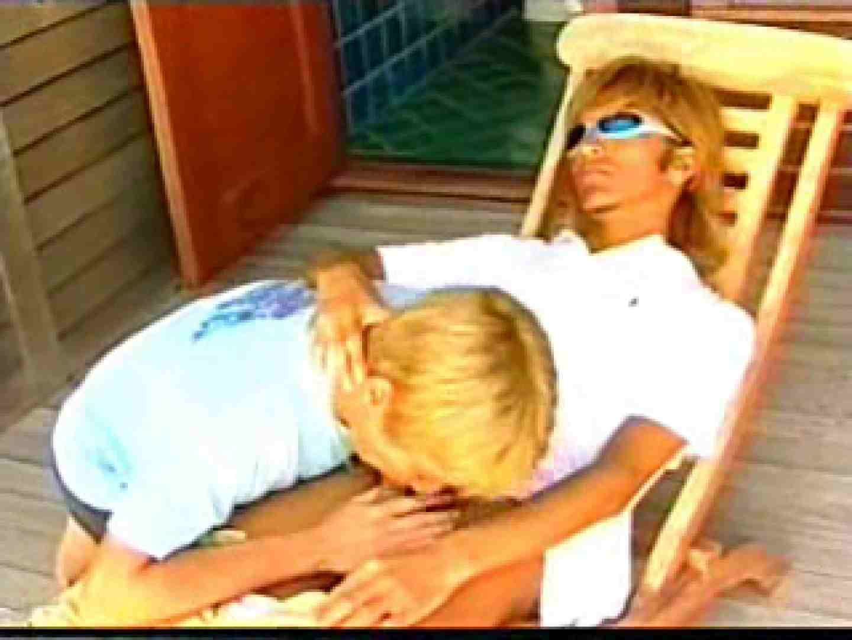 イケメン男は海が似合います!VOL.1 男どうし ゲイ無修正ビデオ画像 50pic 35