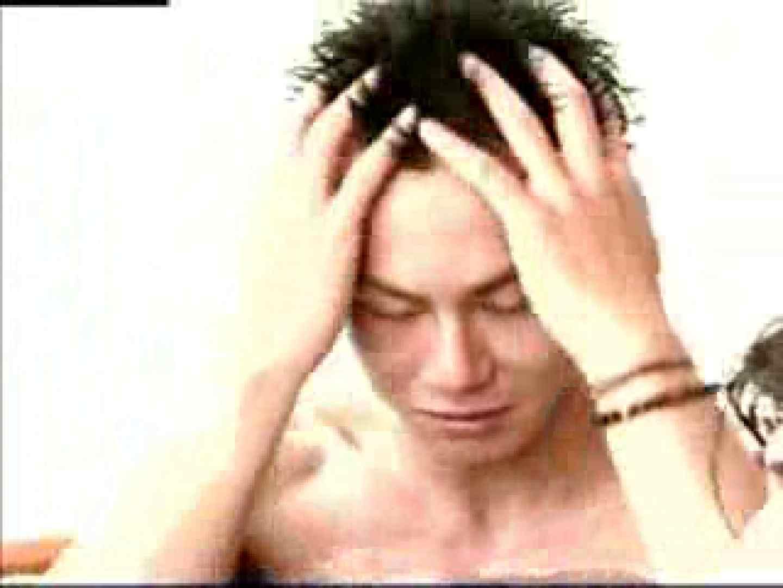 イケメン3P乱交天国 入浴・シャワー丸見え ゲイアダルトビデオ画像 50pic 19