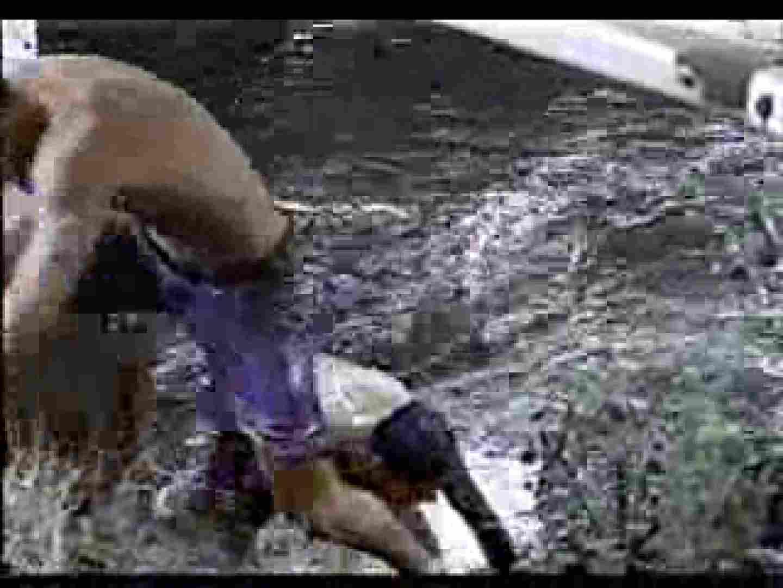 仲良し外人さんの野外プレイ アナル舐め ゲイ肛門画像 111pic 39