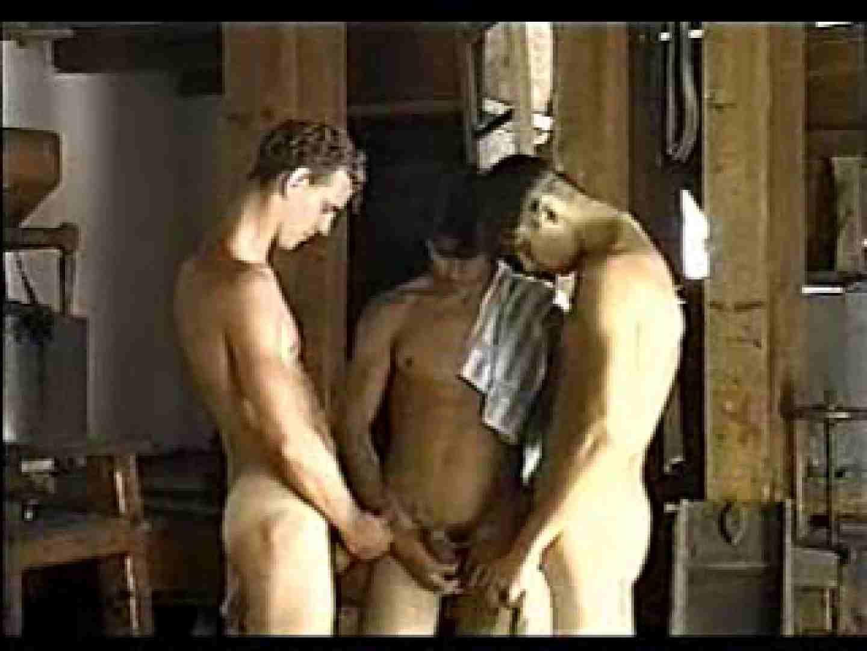 仲良し外人さんの野外プレイ 複数セフレプレイ ゲイ無修正ビデオ画像 111pic 87