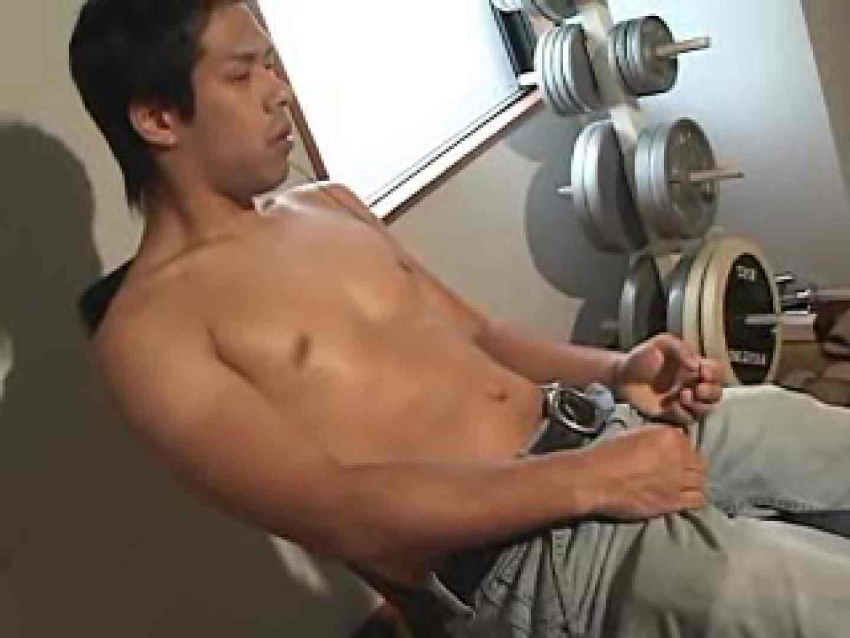 スジ筋アスリートの初体験VOL.2 仰天アナル ゲイ無修正動画画像 86pic 53