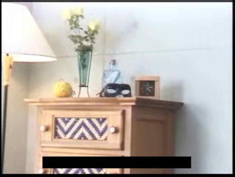 ビデオを見てオナニー中! ! ビデオの男優さんが現れた ディルド天国 ゲイ無修正画像 45pic 15