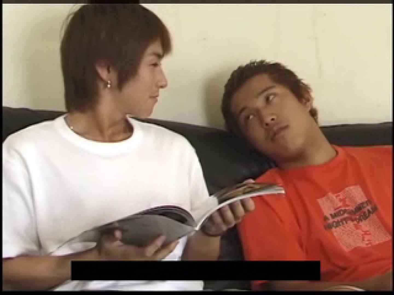 ジャニ系イケメンの美しきホモ KISS ゲイ無修正動画画像 86pic 44