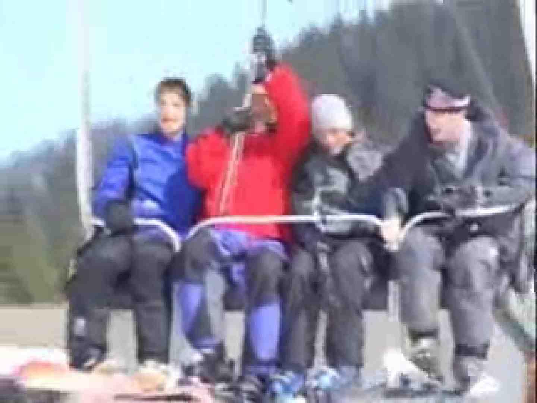 白人さん! ! 冬の山頂ロッジで ファックファック 手コキ ゲイエロビデオ画像 87pic 10
