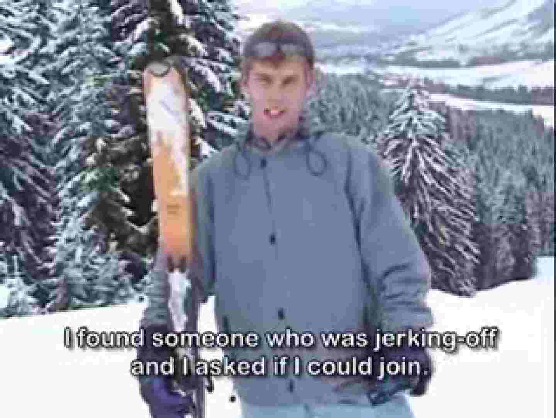 白人さん! ! 冬の山頂ロッジで ファックファック フェラ天国 ゲイ無修正画像 87pic 19