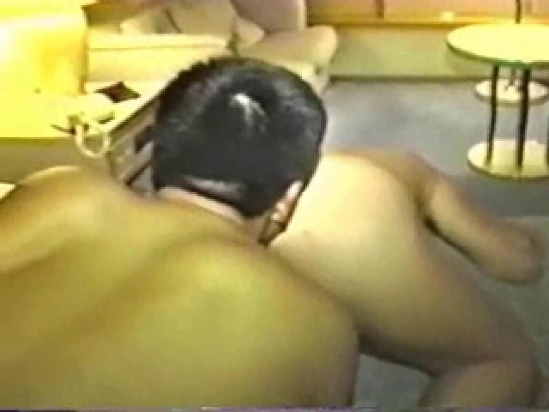 中年おやじSEX&乱交 4Pフェラ ゲイ・セックス ゲイエロ画像 59pic 59