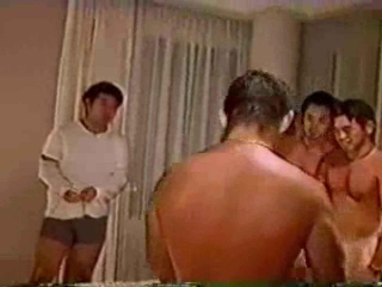 パワフルガイ伝説!肉体派な男達VOL.6(集団オナニー編) 裸特集   オナニー ゲイザーメン画像 58pic 1