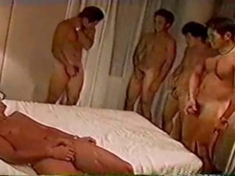 パワフルガイ伝説!肉体派な男達VOL.6(集団オナニー編) 裸特集 ゲイザーメン画像 58pic 14
