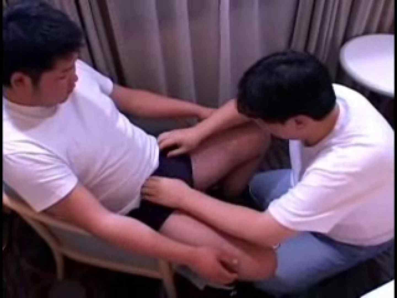 2匹の小太り君! 手コキ 男同士動画 87pic 2