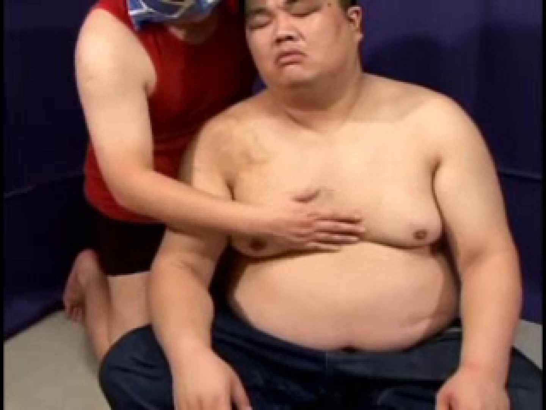 太っちょ縛ってボンレスファック! シックス・ナイン   仰天アナル ゲイヌード画像 47pic 25