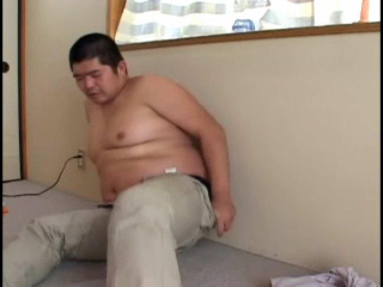 デブ男子の自慰行為!ポチャ汁ドピュ! ぽっちゃり 男同士動画 100pic 49