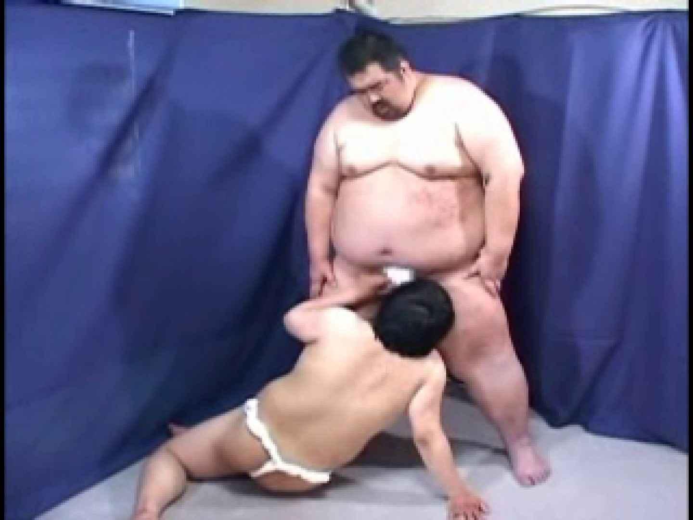 はっけよ〜い!ホモった!結びの一番 ディープキス ゲイ無料エロ画像 99pic 66