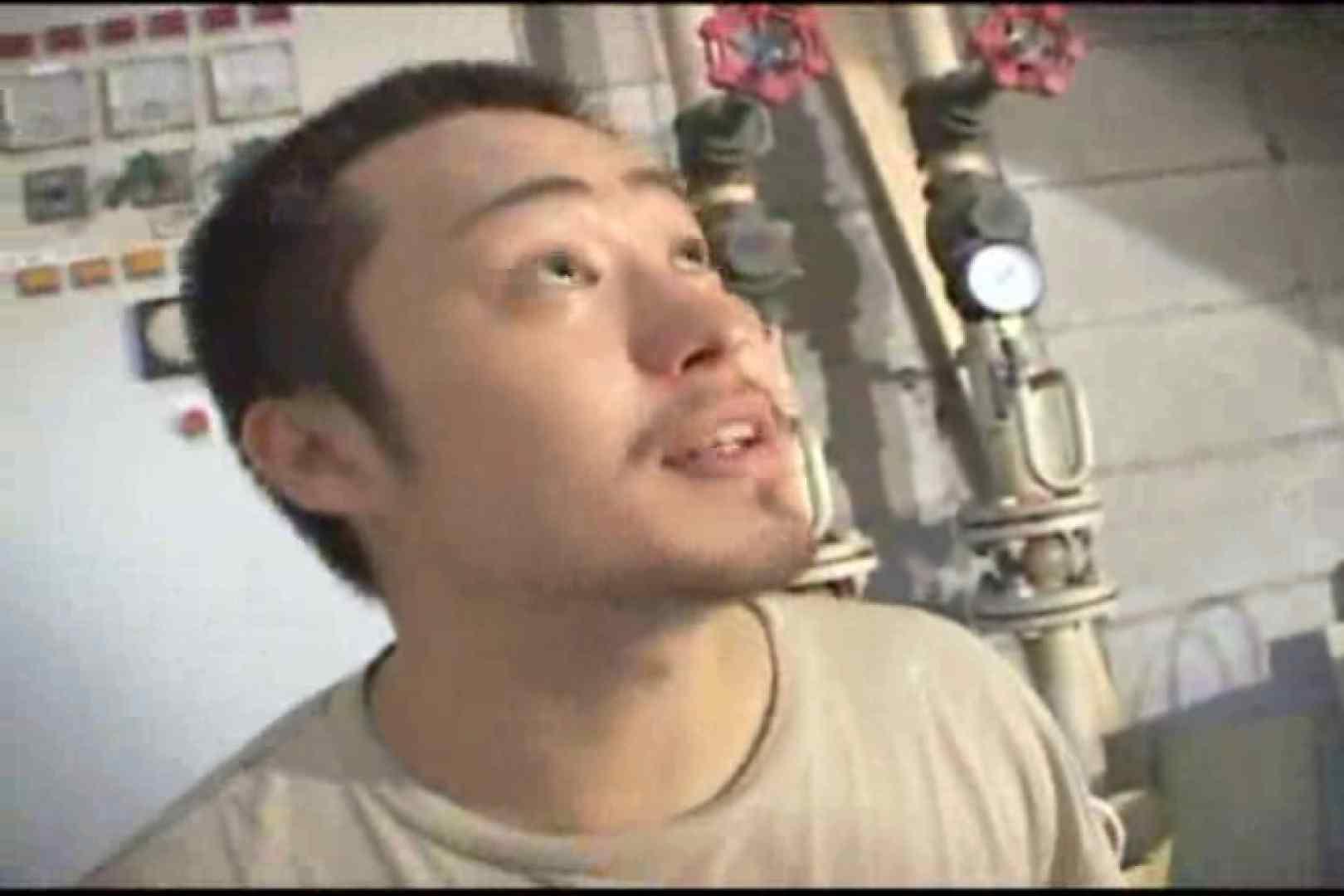 機械室で体育会系男子を手コキ&フェラ!! オナニー ゲイフリーエロ画像 96pic 3
