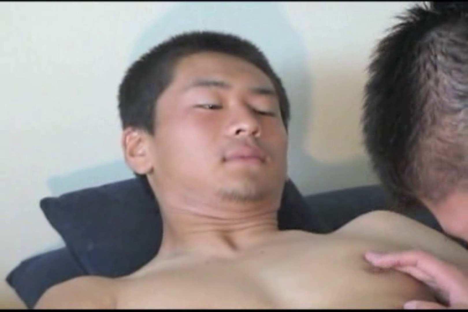 ノンケガチムチ男子の男イキ初体験!! 無修正 ゲイエロビデオ画像 110pic 80