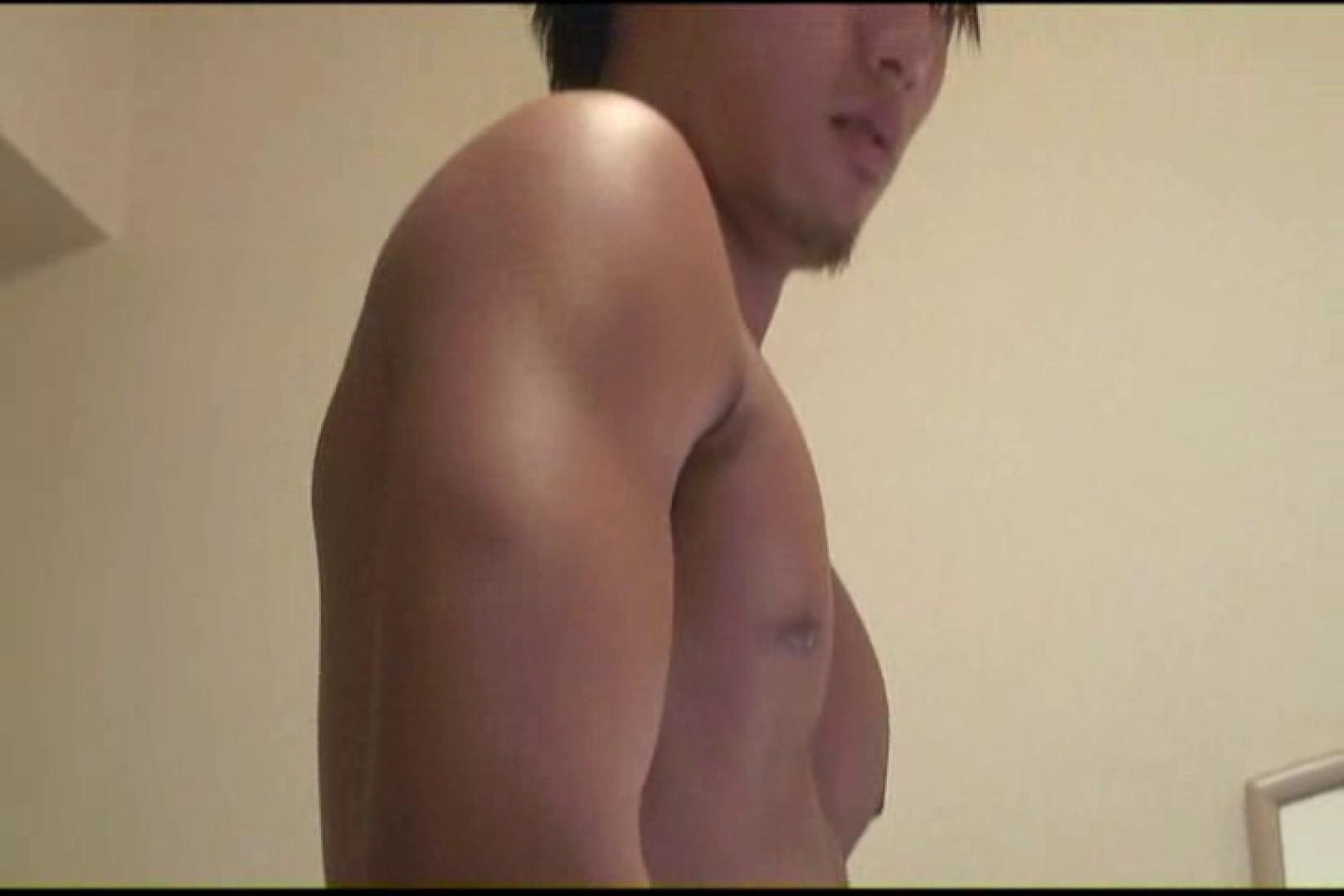 イケメンの直立オナニー!! 入浴・シャワー丸見え 男同士画像 84pic 33