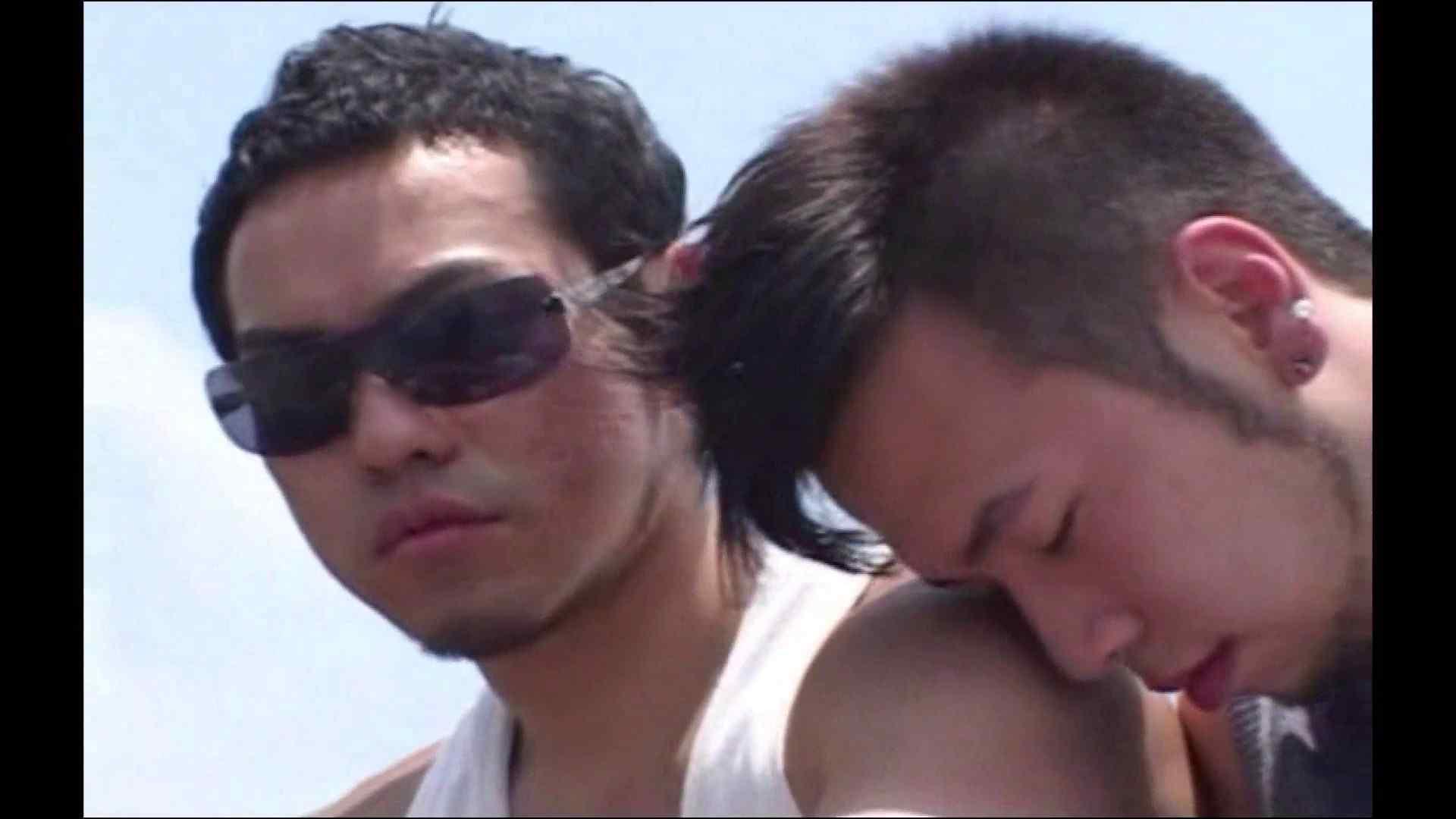 イケイケMEN'SCLUB vol.35 ハメ撮り放出   まじ生挿入 ゲイエロビデオ画像 93pic 1