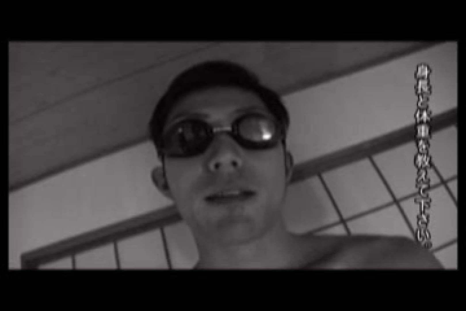 スジ筋ガチムチゴーグルマンvol2 チンコ | ディープキス 射精無修正動画 70pic 1