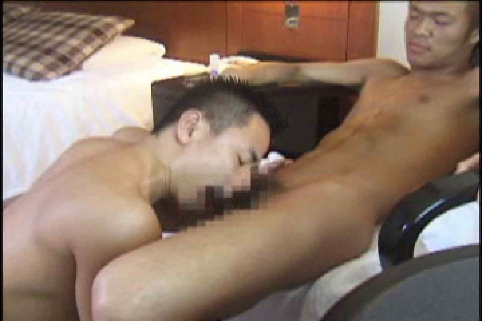 光り輝く男たちのロマンシングメモリー!!vol.09 アナル舐め ゲイセックス画像 79pic 16
